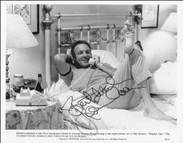 JAMES CAAN - AUTOGRAPHED SIGNED PHOTOGRAPH