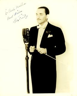 SHEP FIELDS - AUTOGRAPHED INSCRIBED PHOTOGRAPH