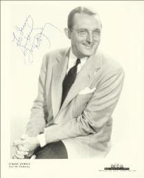 TOMMY DORSEY - AUTOGRAPHED INSCRIBED PHOTOGRAPH
