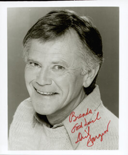 DICK SARGENT - AUTOGRAPHED INSCRIBED PHOTOGRAPH