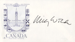 BILLY WILDER - FIRST DAY COVER SIGNED