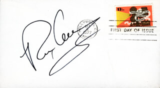 Autographs: REX ALLEN - FIRST DAY COVER SIGNED