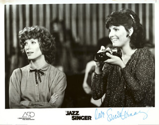 LUCIE ARNAZ - AUTOGRAPHED SIGNED PHOTOGRAPH