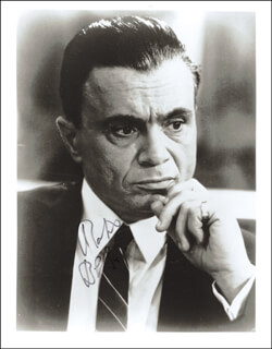 ROBERT BLAKE - AUTOGRAPHED SIGNED PHOTOGRAPH