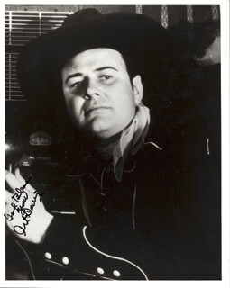 ART DAVIS - AUTOGRAPHED SIGNED PHOTOGRAPH