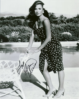 ANA ALICIA - AUTOGRAPHED SIGNED PHOTOGRAPH
