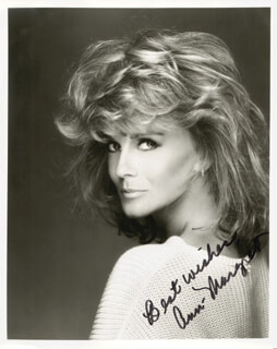 ANN-MARGRET - AUTOGRAPHED SIGNED PHOTOGRAPH