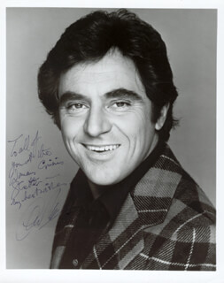ANTHONY NEWLEY - AUTOGRAPHED INSCRIBED PHOTOGRAPH