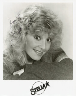 STELLA PARTON - AUTOGRAPHED INSCRIBED PHOTOGRAPH