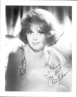 CARA WILLIAMS - AUTOGRAPHED INSCRIBED PHOTOGRAPH