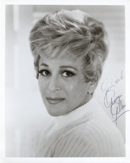 GEORGIA GIBBS - AUTOGRAPHED SIGNED PHOTOGRAPH