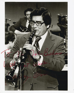 HENRY CUESTA - AUTOGRAPHED SIGNED PHOTOGRAPH
