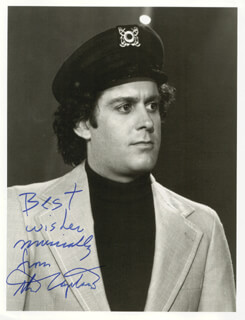 CAPTAIN & TENNILLE (DARYL DRAGON) - AUTOGRAPHED SIGNED PHOTOGRAPH