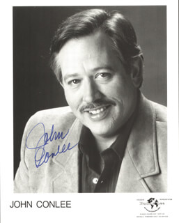 JOHN CONLEE - AUTOGRAPHED SIGNED PHOTOGRAPH