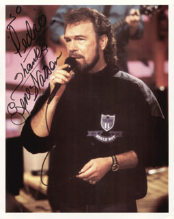 GENE WATSON - AUTOGRAPHED INSCRIBED PHOTOGRAPH