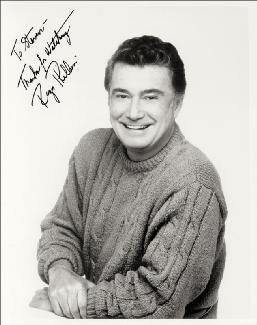 REGIS PHILBIN - AUTOGRAPHED INSCRIBED PHOTOGRAPH