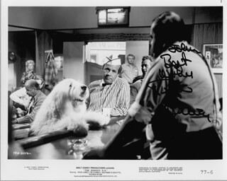TIM CONWAY - AUTOGRAPHED INSCRIBED PHOTOGRAPH