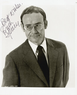 BUCK HENRY - AUTOGRAPHED SIGNED PHOTOGRAPH