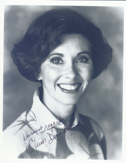 ELINOR DONAHUE - AUTOGRAPHED SIGNED PHOTOGRAPH
