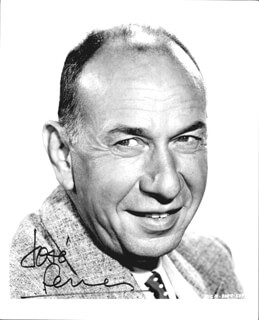 JOSE FERRER - AUTOGRAPHED SIGNED PHOTOGRAPH