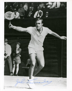 JOHN NEWCOMBE - AUTOGRAPHED SIGNED PHOTOGRAPH