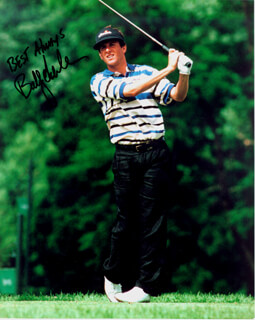 BILLY ANDRADE - AUTOGRAPHED SIGNED PHOTOGRAPH