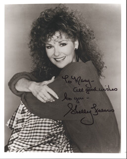SHELLEY FABARES - AUTOGRAPHED INSCRIBED PHOTOGRAPH