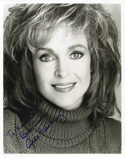 JILL EIKENBERRY - AUTOGRAPHED INSCRIBED PHOTOGRAPH