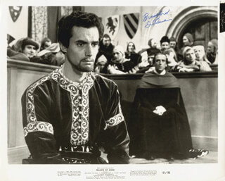 BRADFORD DILLMAN - AUTOGRAPHED SIGNED PHOTOGRAPH