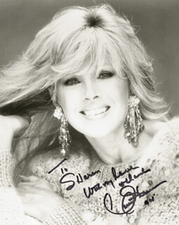 CONNIE STEVENS - AUTOGRAPHED INSCRIBED PHOTOGRAPH 1994