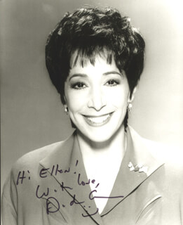 DIDI CONN - AUTOGRAPHED INSCRIBED PHOTOGRAPH
