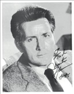 MARTIN SHEEN - AUTOGRAPHED INSCRIBED PHOTOGRAPH 05/29/1995