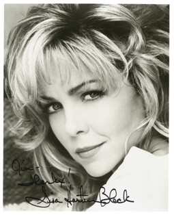 LISA HARTMAN - AUTOGRAPHED INSCRIBED PHOTOGRAPH