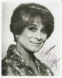 GRETCHEN WYLER - AUTOGRAPHED SIGNED PHOTOGRAPH