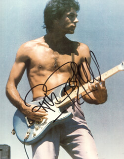 RICK SPRINGFIELD - AUTOGRAPHED SIGNED PHOTOGRAPH