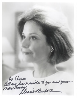 DIANE BAKER - AUTOGRAPHED INSCRIBED PHOTOGRAPH