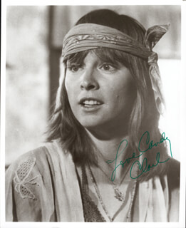 CANDY CLARK - AUTOGRAPHED SIGNED PHOTOGRAPH