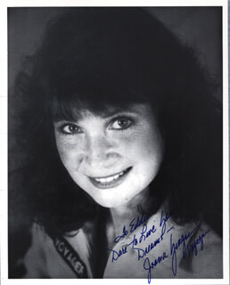 JEANA YEAGER - AUTOGRAPHED INSCRIBED PHOTOGRAPH