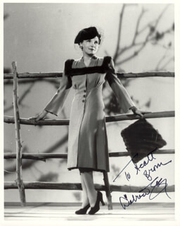 LEATRICE JOY - AUTOGRAPHED INSCRIBED PHOTOGRAPH