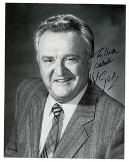 VINCENT GARDENIA - AUTOGRAPHED INSCRIBED PHOTOGRAPH