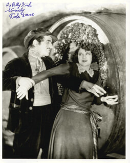 VIOLA DANA - AUTOGRAPHED INSCRIBED PHOTOGRAPH