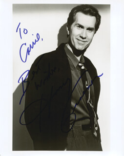 HARRY GROENER - AUTOGRAPHED SIGNED PHOTOGRAPH