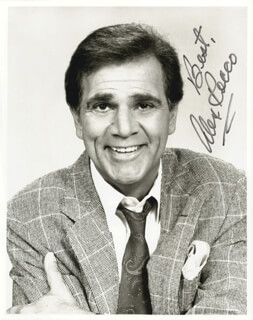ALEX ROCCO - AUTOGRAPHED SIGNED PHOTOGRAPH