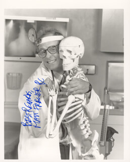 MATT FREWER - AUTOGRAPHED SIGNED PHOTOGRAPH