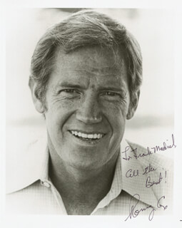 RONNY COX - AUTOGRAPHED INSCRIBED PHOTOGRAPH