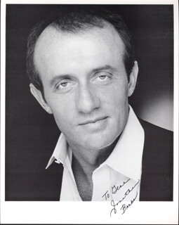 JONATHAN BANKS - AUTOGRAPHED INSCRIBED PHOTOGRAPH