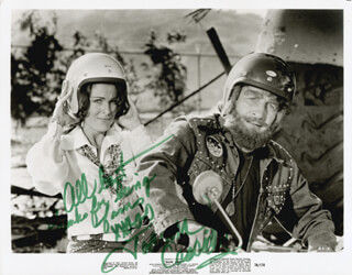 JOANNA CASSIDY - AUTOGRAPHED SIGNED PHOTOGRAPH