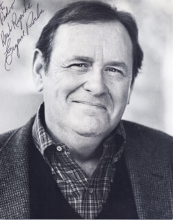 EUGENE ROCHE - AUTOGRAPHED INSCRIBED PHOTOGRAPH