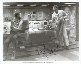 PAUL WINFIELD - AUTOGRAPHED SIGNED PHOTOGRAPH