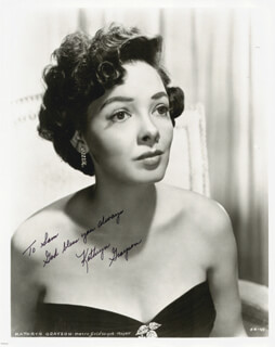 KATHRYN GRAYSON - AUTOGRAPHED INSCRIBED PHOTOGRAPH